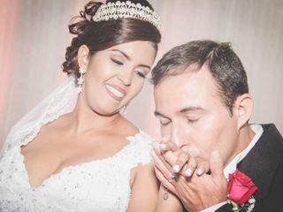 O casamento de Raquel  e Antônio 3