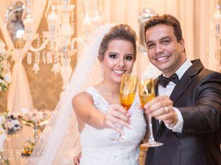 O casamento de Caroline e Carlos 1