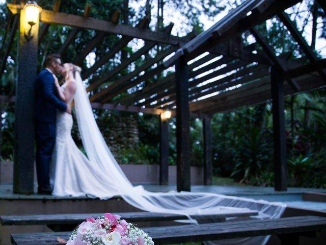 O casamento de Isaline e Lucas