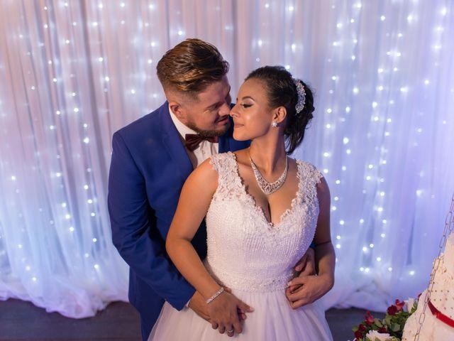 O casamento de Ana Paula e Marcel