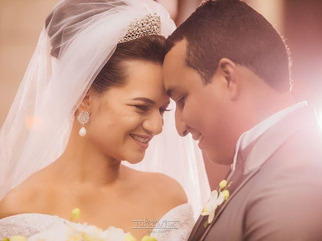 O casamento de Ana e Klayton