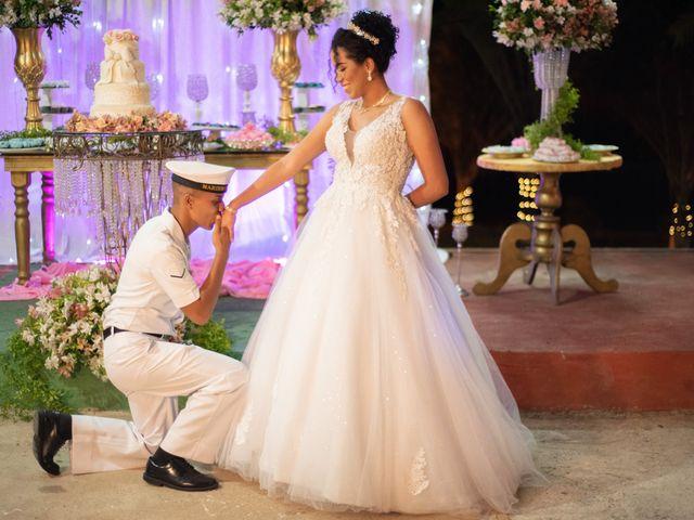 O casamento de Gabriela e Yan