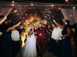 O casamento de Natieli e Thiago 2