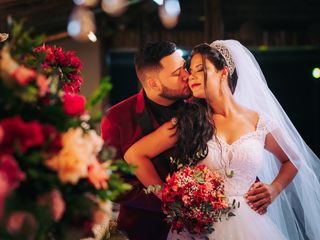 O casamento de Natieli e Thiago