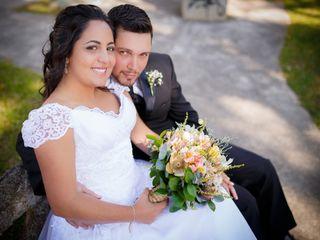 O casamento de Vanessa e William