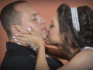 O casamento de Heloy e Frank