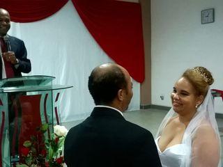 O casamento de Andréia  e Ubiraci