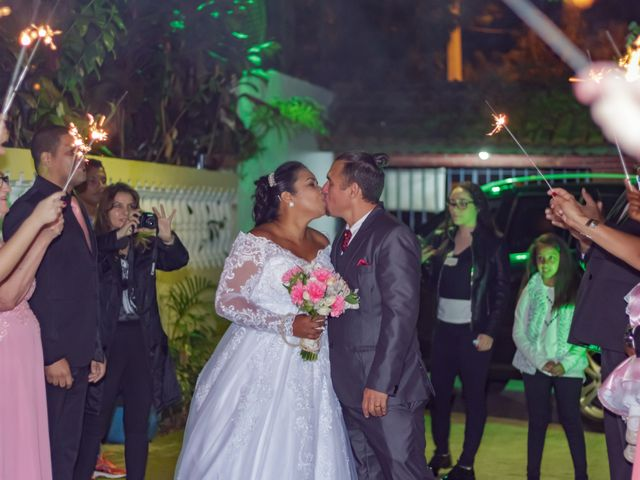O casamento de Sandra e Marcelo