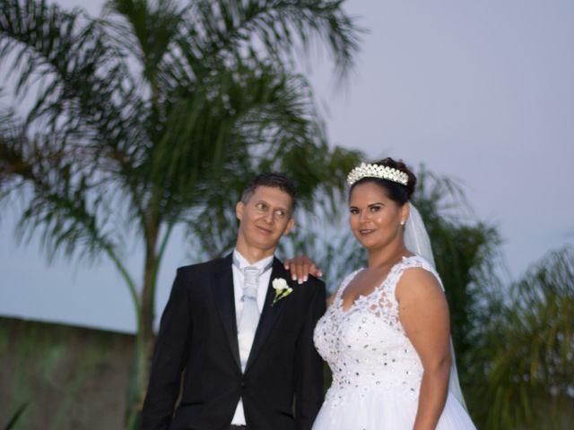O casamento de Carina e Luciano