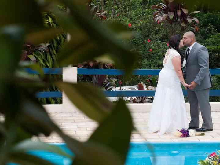 O casamento de Talitha e Wesley