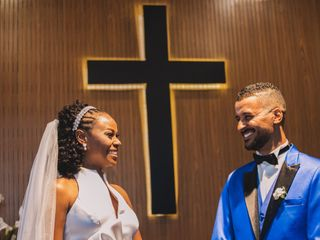 O casamento de Tatiane e Diogo