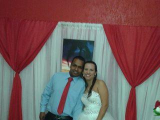 O casamento de Michele e José Fred 1