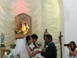O casamento de Michele e José Fred 3