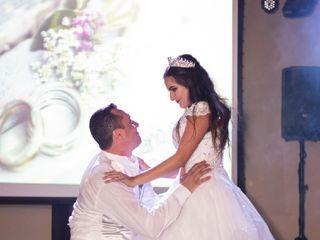 O casamento de Caroline  e Adriano 2