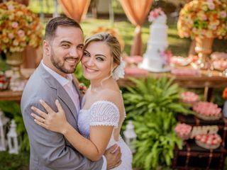 O casamento de Lorena e Everson