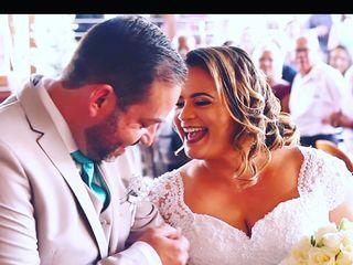 O casamento de Sandra e Giovanni 1