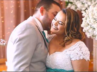 O casamento de Sandra e Giovanni