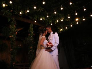 O casamento de Vivianne Barretto e Guilherme Cezar