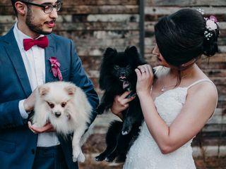O casamento de Michelly e Esdras 3