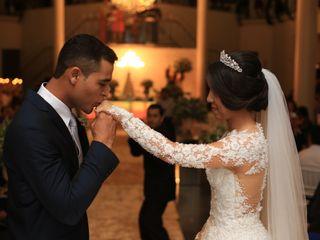O casamento de Bruna e Reinan