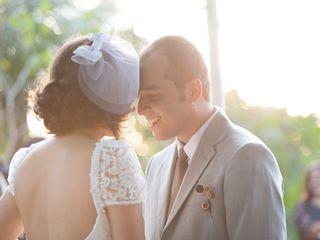 O casamento de Carolina e Rafael