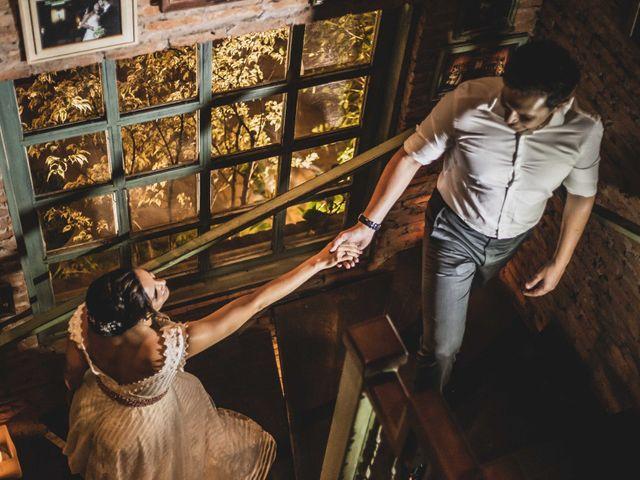 O casamento de Carolina e Flávio