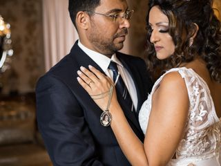 O casamento de Marília e Wesley