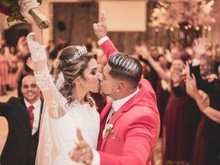 O casamento de Mércia e Jailson