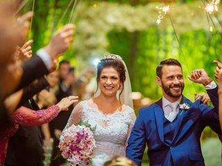 O casamento de Thaissa e Stefano