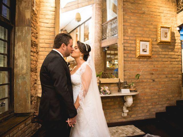 O casamento de Flávia e Sergio