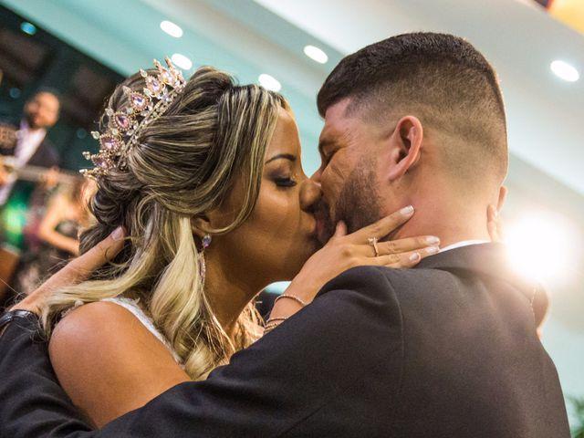 O casamento de Geovanna e Michel