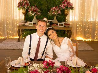 O casamento de Elaini e Mauro
