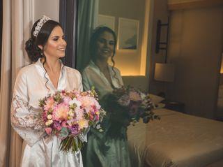 O casamento de Krisna e Jorge 3