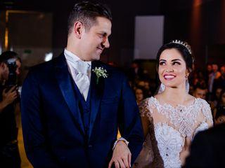 O casamento de Natalia e Alfredo