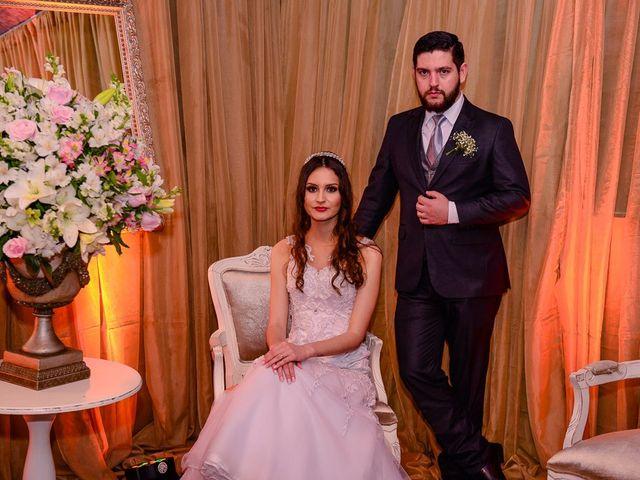 O casamento de Mabili e Luan