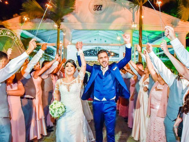 O casamento de Cris e Felipe
