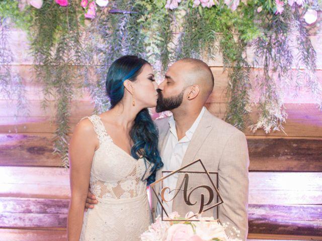 O casamento de Adriana e Pedro