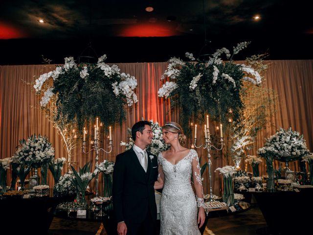 O casamento de André e Graziela