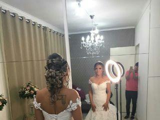 O casamento de Thais  e Wender 3