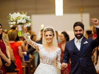 O casamento de Raissa e Aires