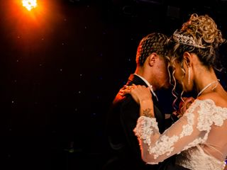 O casamento de Thamirys e Pablo