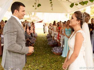 O casamento de Maria Rita e Antônio