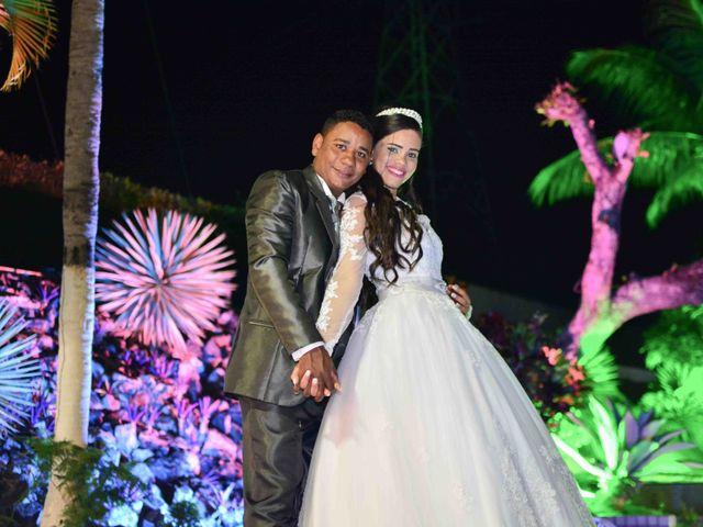 O casamento de Manuela e Altamiro