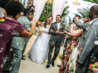 O casamento de Fernanda e Alipio