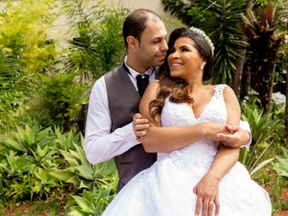 O casamento de Jussara e Wallyson Alessandro