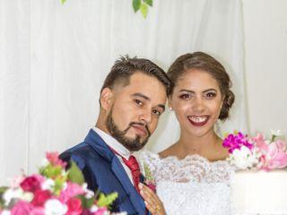 O casamento de Stephanie e Roberto 1