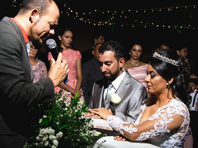 O casamento de Allan e Erislâne em Juazeiro, Bahia 27