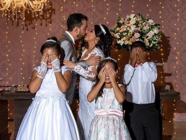 O casamento de Allan e Erislâne em Juazeiro, Bahia 50