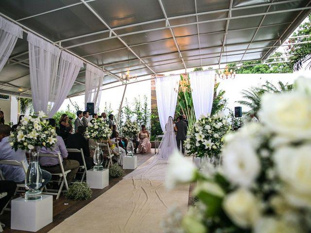 O casamento de Alipio e Fernanda em Duque de Caxias, Rio de Janeiro 1