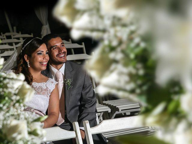 O casamento de Alipio e Fernanda em Duque de Caxias, Rio de Janeiro 2